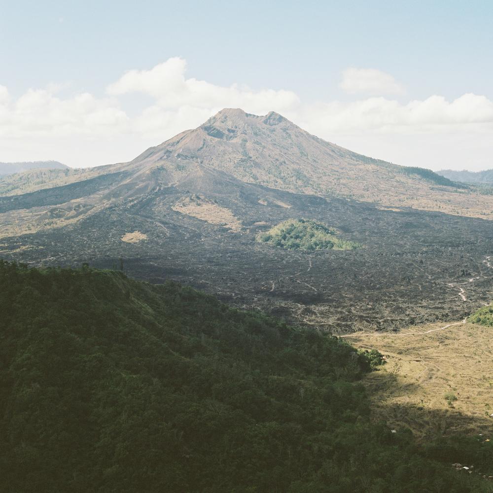 Mount Batur (active volcano, 1717 m)