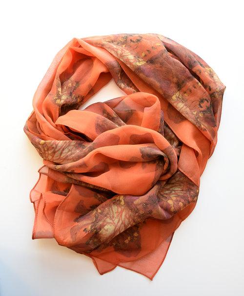 5cfbd02b0db1 botanical print scarves