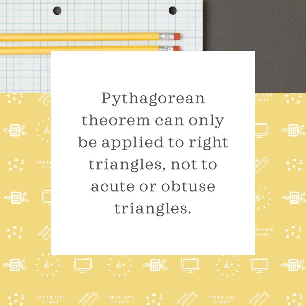 Pythagorean key point