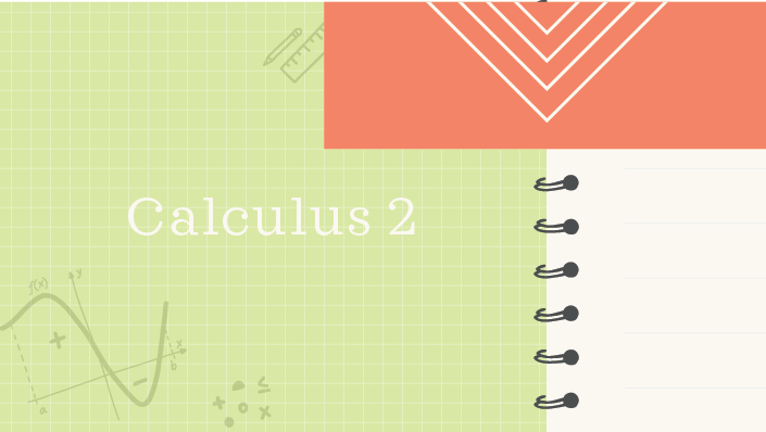 Calculus 2 course