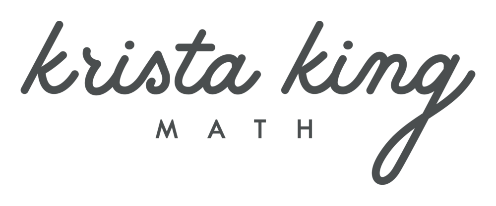 script logo for Krista King Math