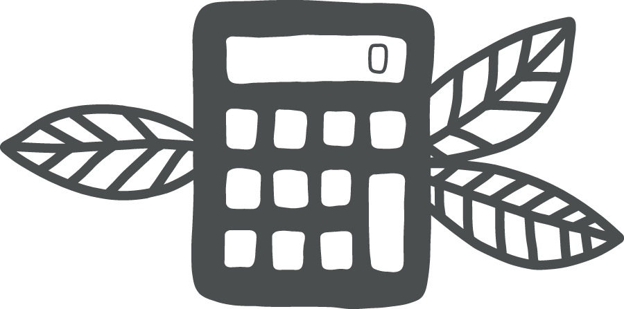 Calculator logo for Krista King Math