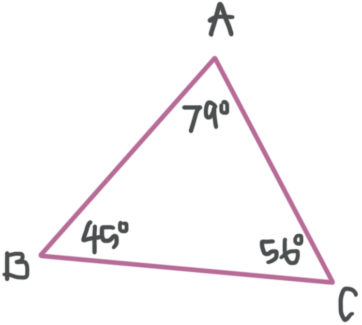 example of an acute triangle