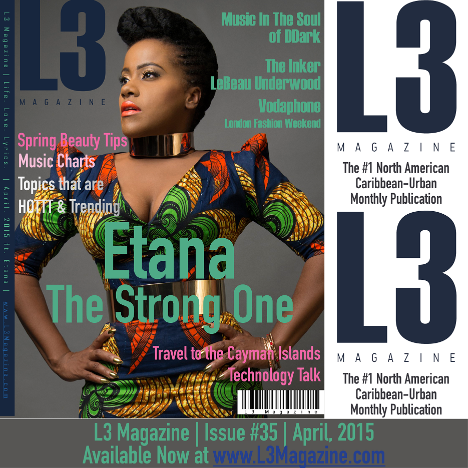 FRONT COVER L3 MAGAZINE