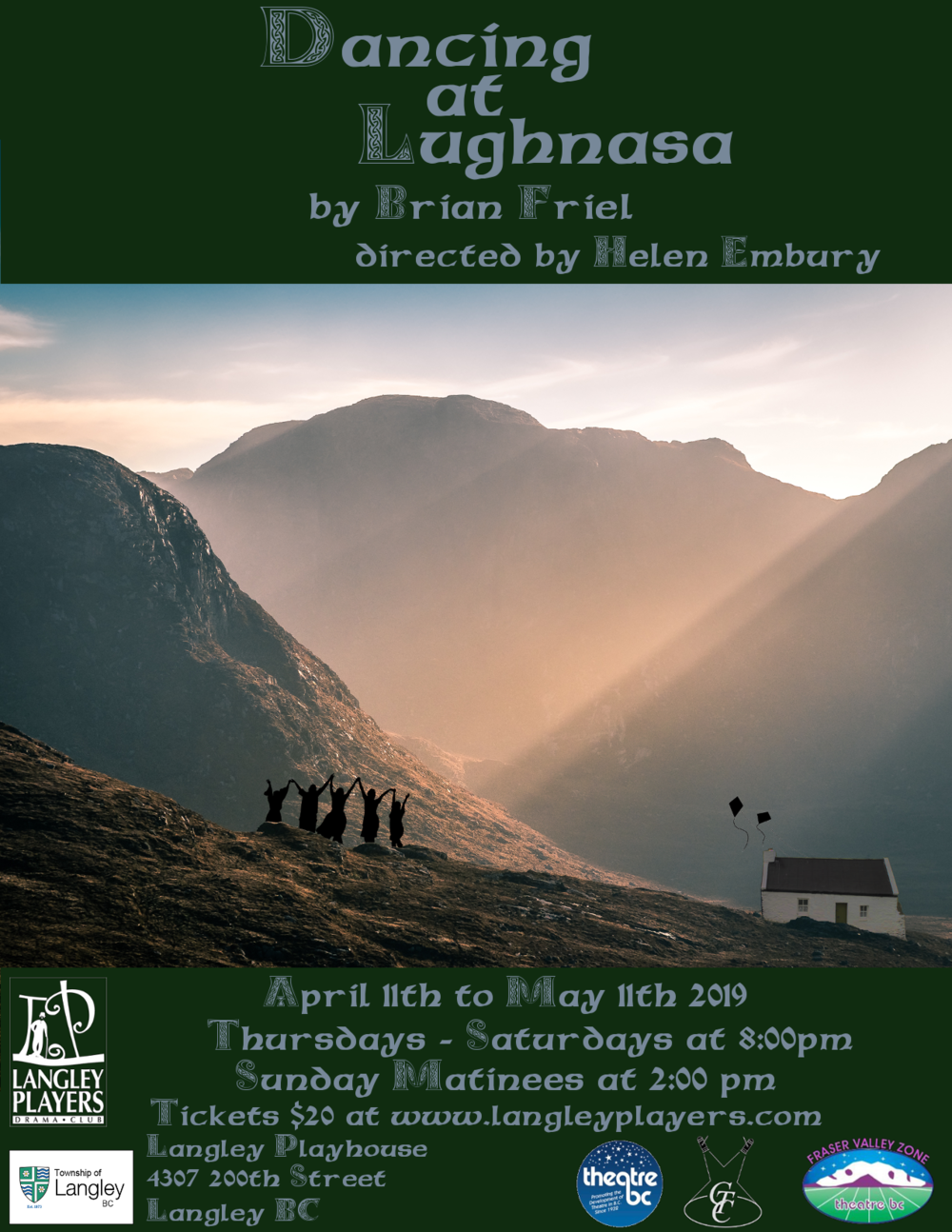 Purchase single-show tickets to Dancing at Lughnasa.