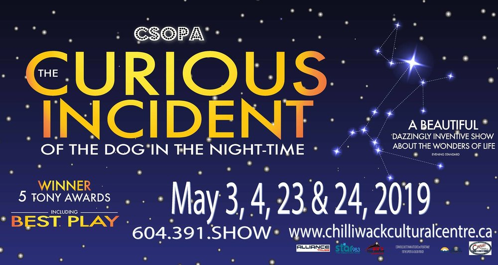 Purchase single-show tickets for The Curious Incident of the Dog in the Night-time.