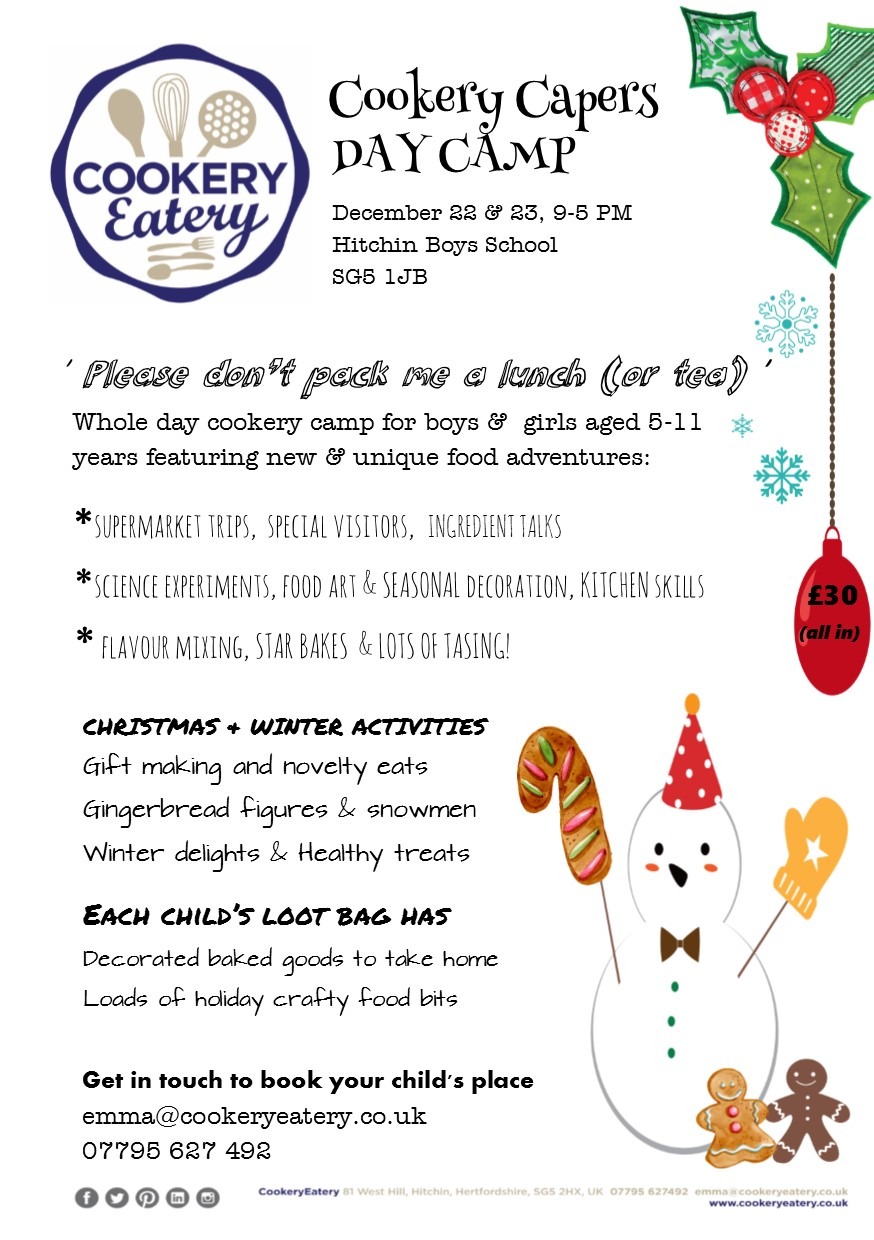 Cookery Capers. end term day camp.Dec14.FLYER.jpg