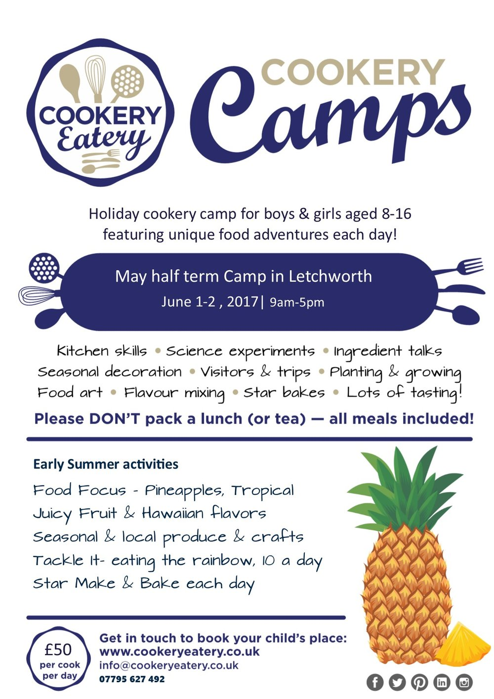 Cookery Camp.May half term 2017.Letchworth.FLYER.jpg