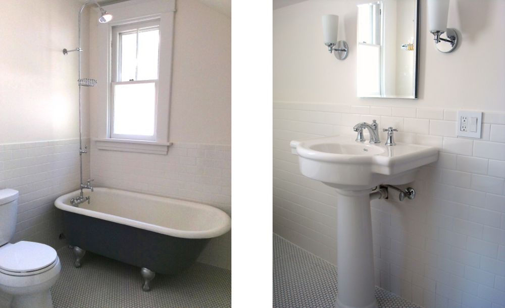 2015 bath renovation - nest design studio