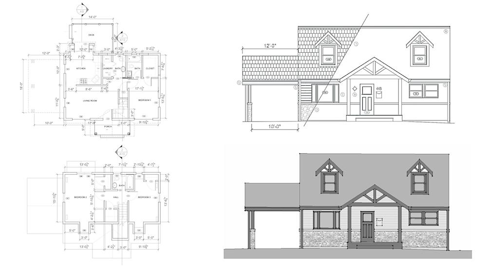 2010 - residential renovation - nest design studio