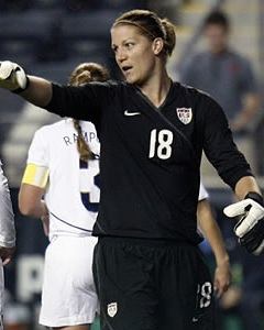 Nicole Barnhart  FC Kansas City U.S. Women's National Team South Bronx United Advisory Board