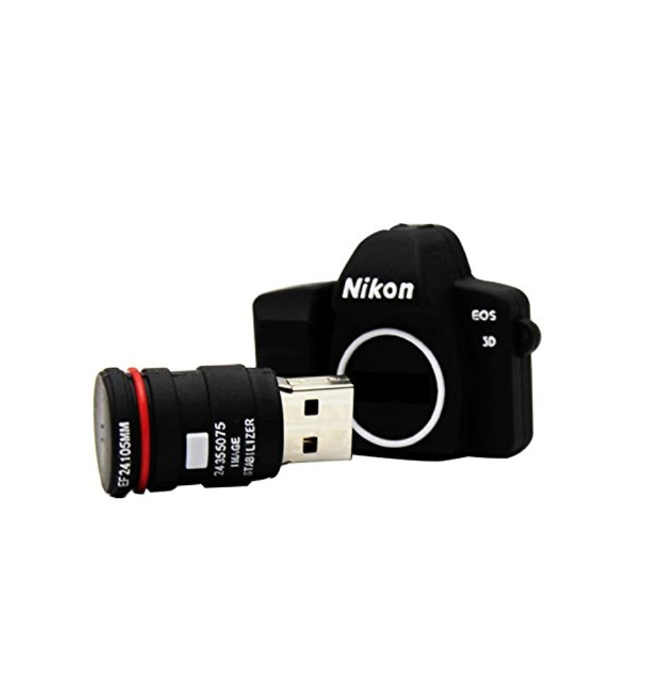 Nikon Camera Flash Drive