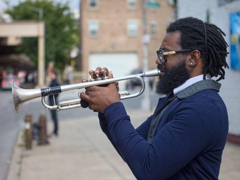 Trumpet City: Brooklyn 6