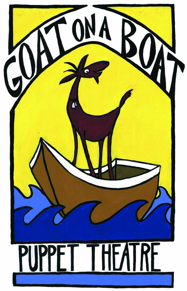 Goat on a Boat Puppet Theatre