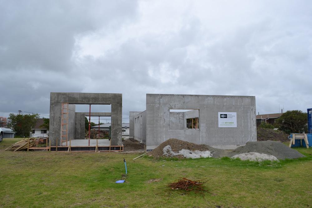 Plans process solid concrete homes for Poured concrete homes plans