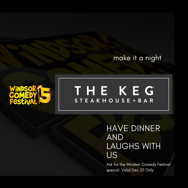 The Keg dinner and laughs.png