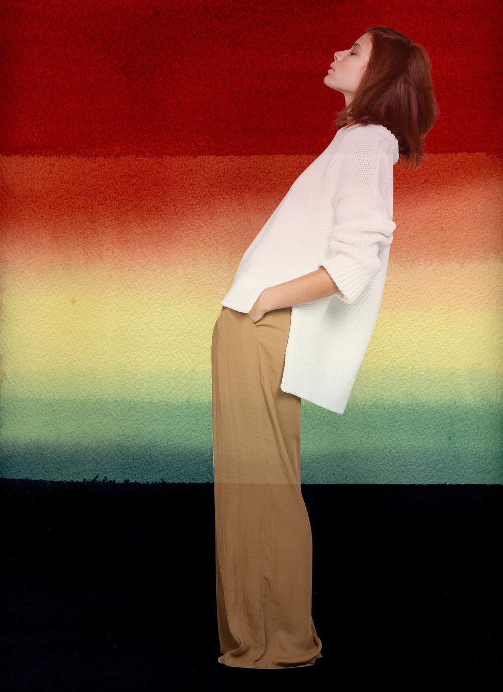 Photographer: Maria del Rio for Bunch Magazine