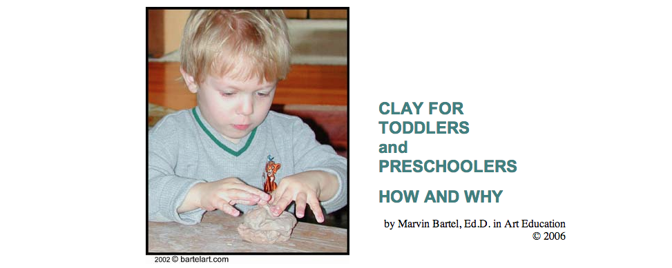 Clay and children How and Why