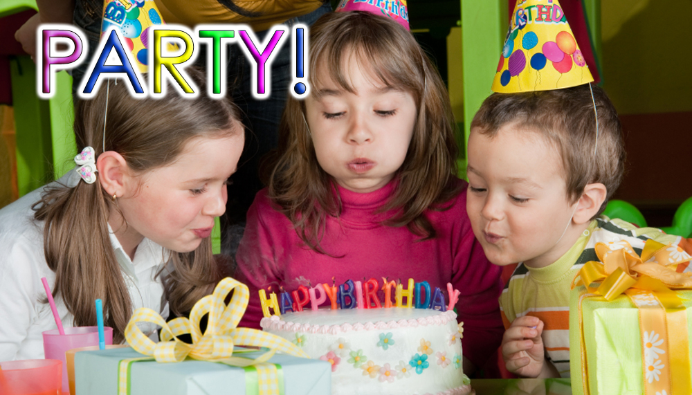 Call today to book your party:  617-479-1705