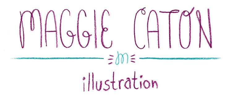 Maggie Caton Illustration