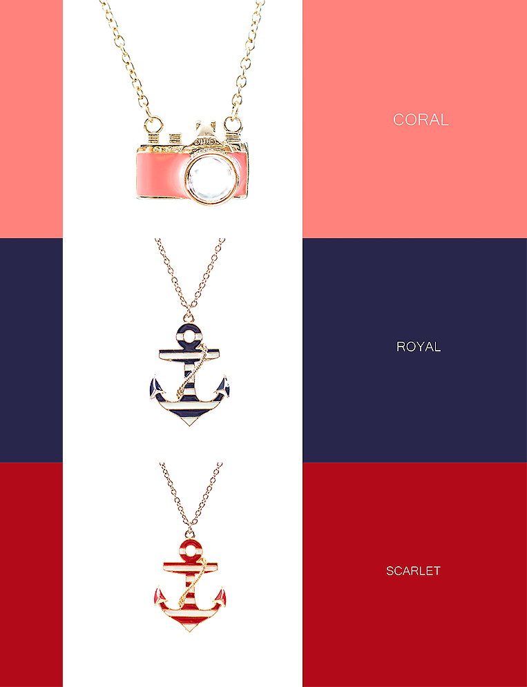 CLICK HERE TO VIEW THE CORAL NECKLACE    CLICK HERE TO VIEW THE ROYAL NECKLACE    CLICK HERE TO VIEW THE SCARLET NECKLACE