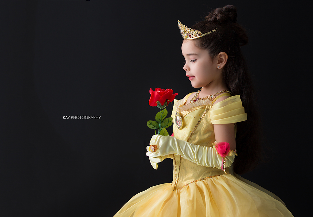 beauty the beast bolton ontario children s photographer kay