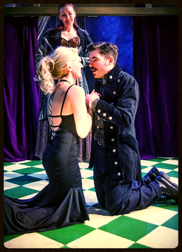 Duchess of Malfi. Trap Door Theatre. 2016. Photo by Michal Janicki.