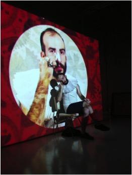 Director/Devisor  The Glass Inward  The Island Theatre