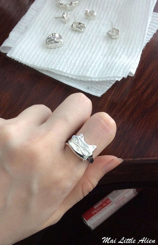 フジコマンの指輪