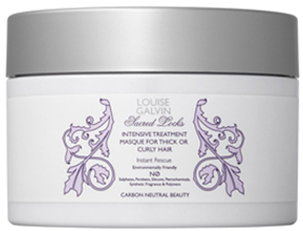 My all time favourite hair product is Louise Galvin's Sacred Locks Treatment Mask. It's infused with seaside plum to keep hair hydrated in the sun and leave it looking super shiny – I won't head on holiday without it.
