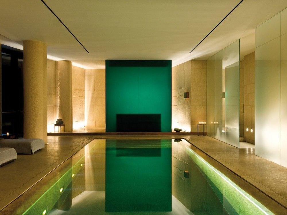 bulgari spa london