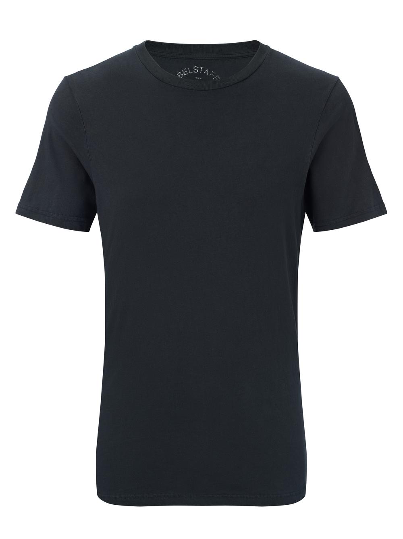 Beckham for Belstaff_Fornham T-Shirt_Dark Melange_1.jpg