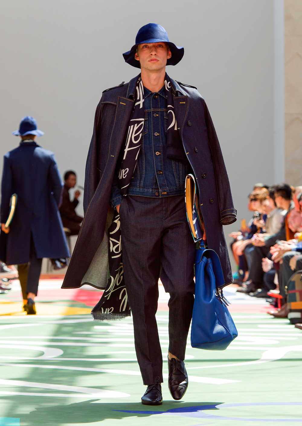 Burberry Prorsum SS15 Show Review, Interview With Christopher Bailey, Inspired By Bruce Chatwin London Collections: Men