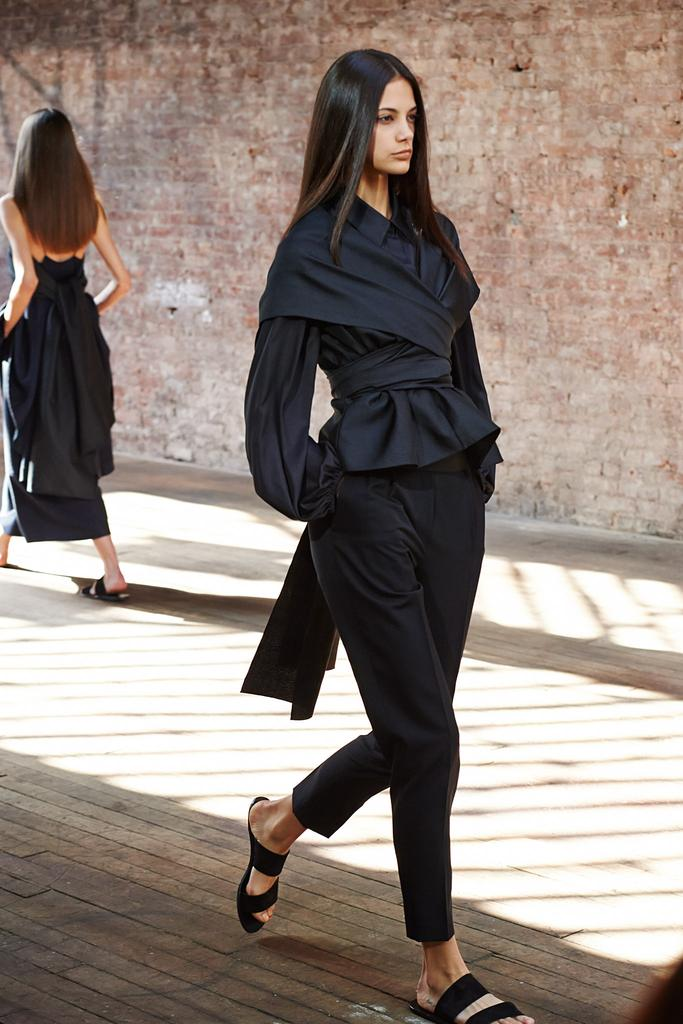 The Row SS15 NYFW Discover and Escape