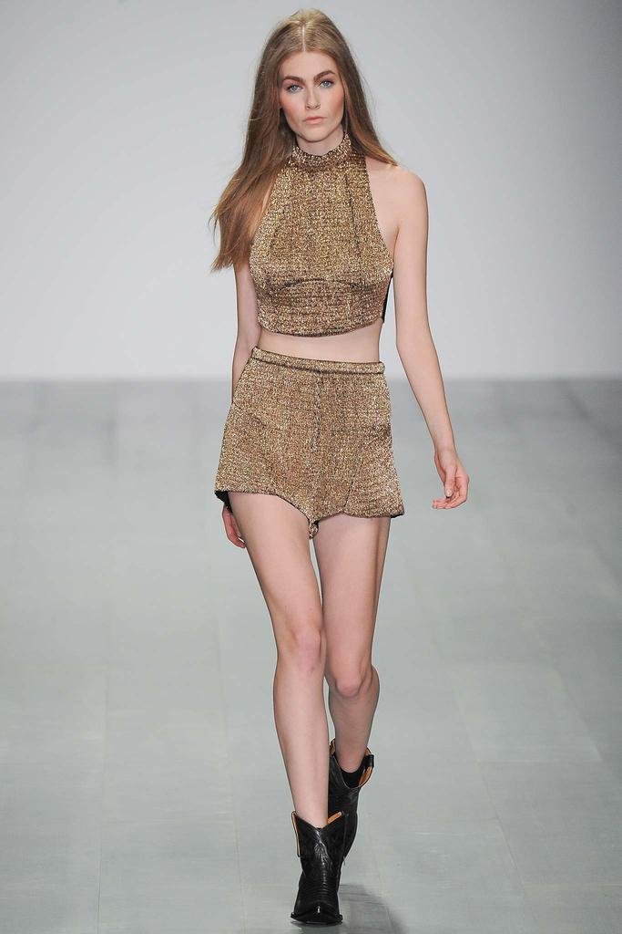 Felder Felder SS15 LFW Discover and Escape Review