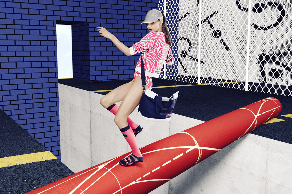 Stella McCartney Adidas StellaSport