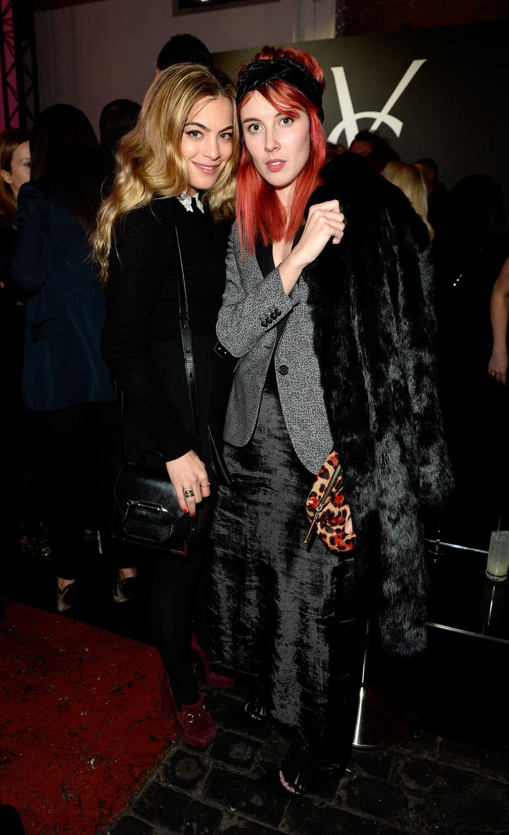Chelsea Leyland & Paula Goldstein