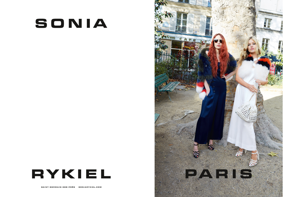 Sonia Rykiel SS15 Discover and Escape Georgia May Jagger