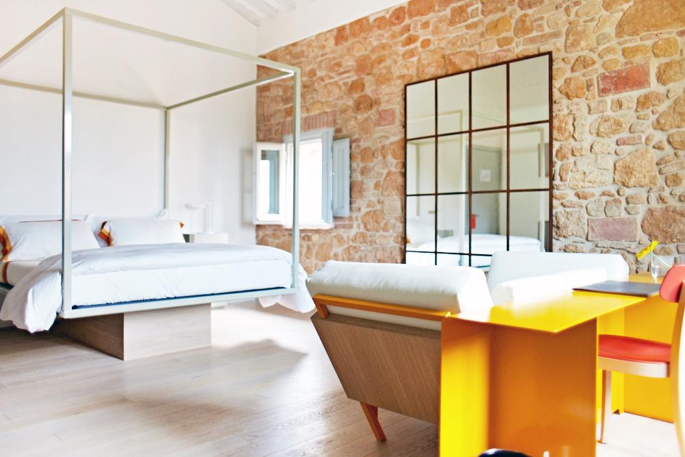 2 La Bandita Townhouse Italy Pienza 2015 Review Hotel Discover and Escape.jpg
