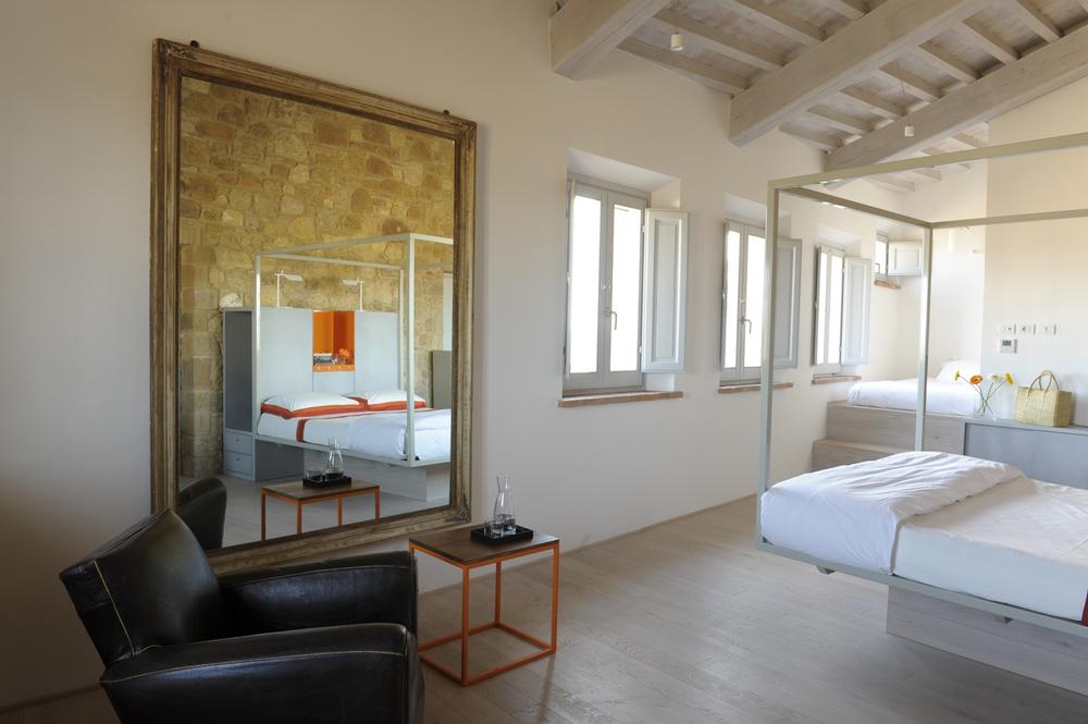 La Bandita Townhouse Italy Pienza 2015 Review Hotel Discover and Escape.jpg