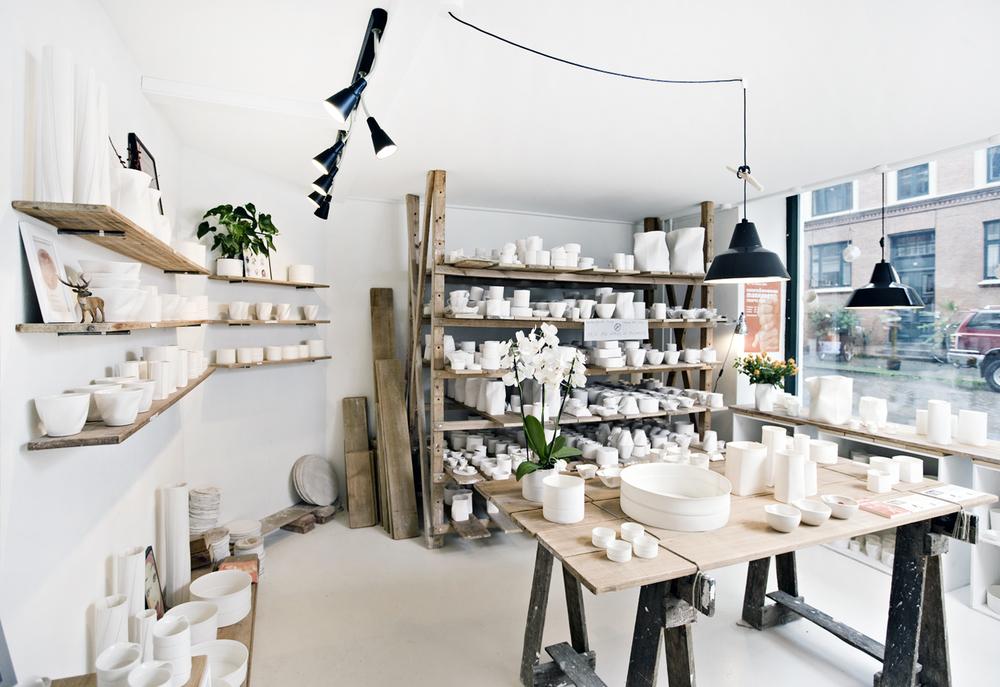 Keramiker Inge Vincents Copenhagen Guide 2015 Luxury shops in Copenhagen City Guide