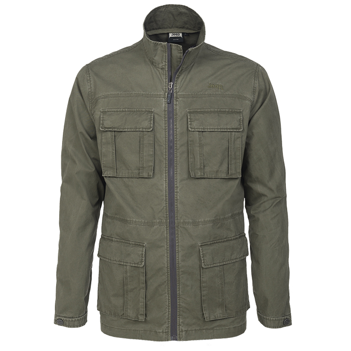 Jeep Outfitter Bush Jacket