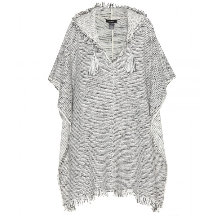 Isabel Marant Hooded Poncho