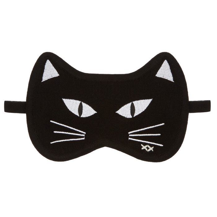 Banjo & Matilda Silk & Cashmere-Blend Eye Mask