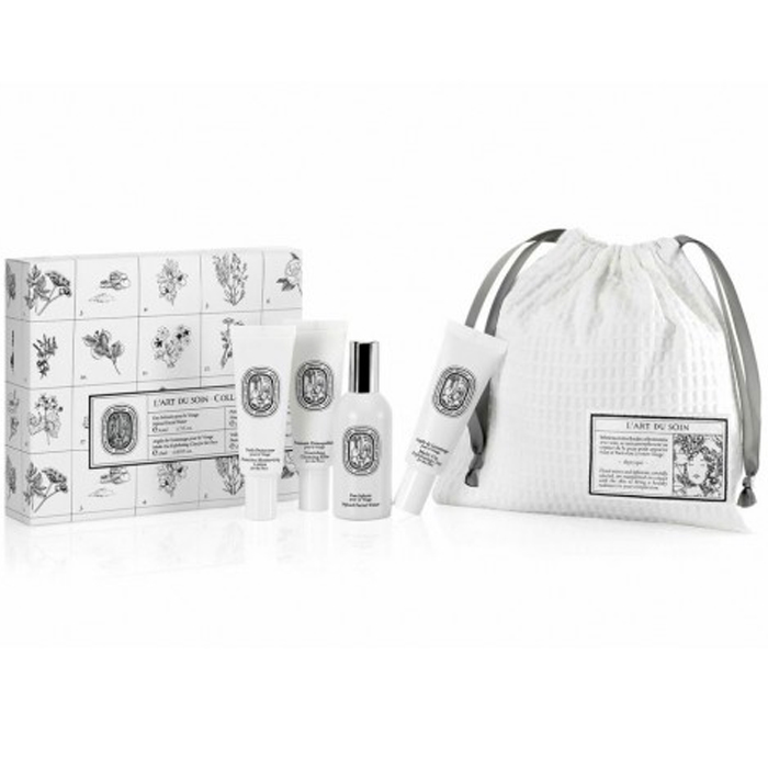 Diptyque The Art of Face Care Travel Collection