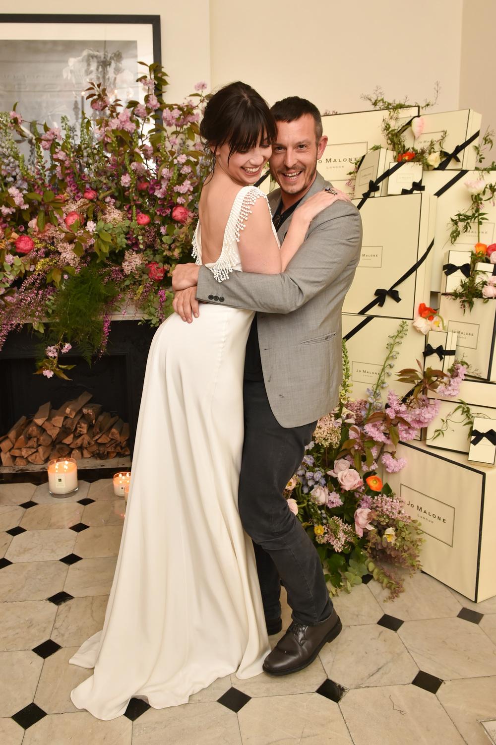 Daisy Lowe & Jonathan Saunders