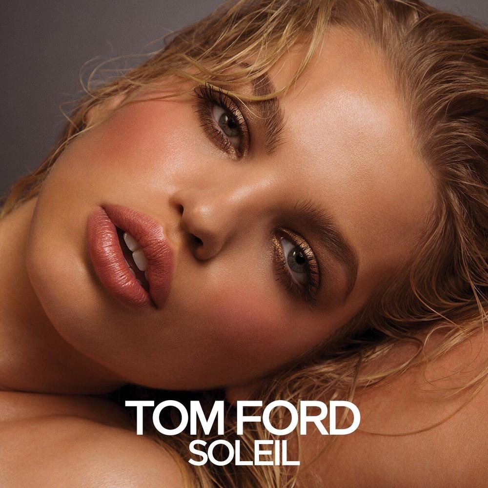 Tom Ford Summer 2015 Soleil daphne groeneveld