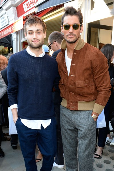 Douglas Booth & David Gandy