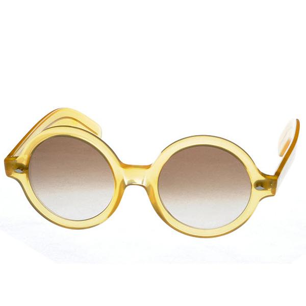 Cutler & Gross Lemon Sunglasses