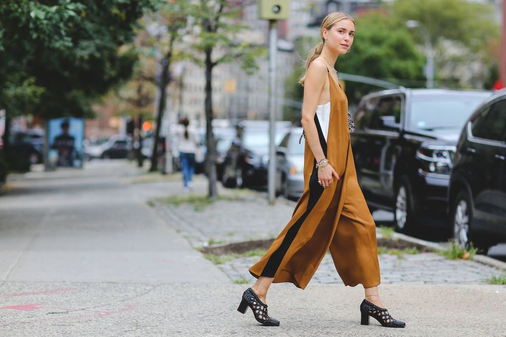 Street Style: New York Fashion Week Spring 2016 Ready-to-Wear